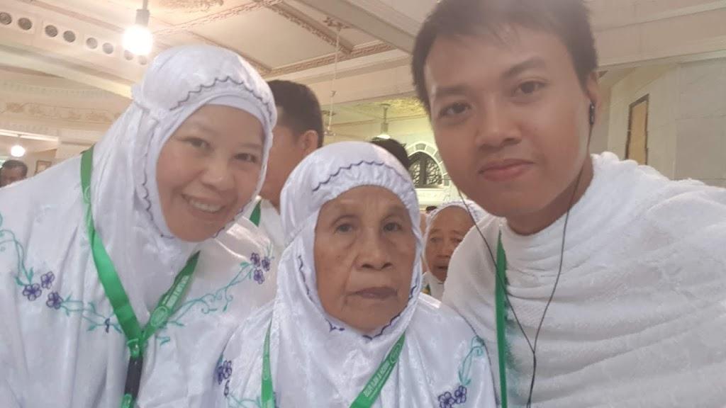 foto mama nenek