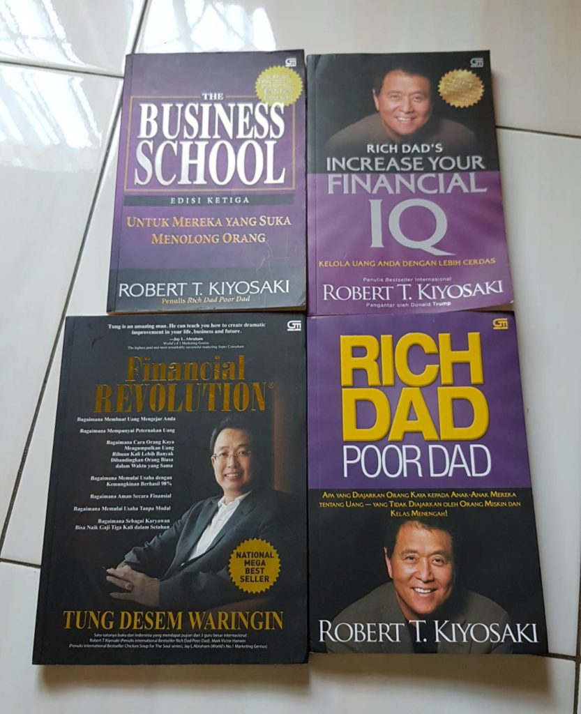 buku rich dad poor dad
