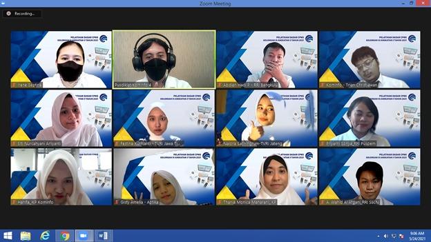 foto agenda 4 Seminar rancangan aktualisasi